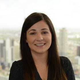 Katarina Elezovic, Recruitment Manager, AustralianSuper image