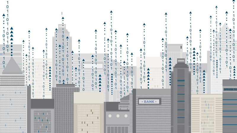 Corporate Data Graphic