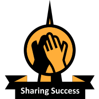Sharing Success Award