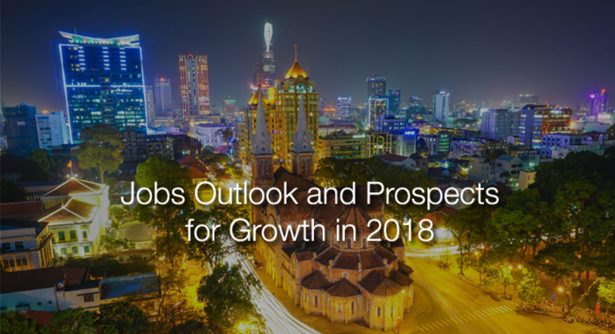 Jobs Outlook and Prospect for Growth in 2018