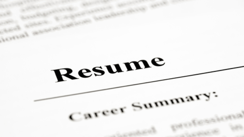 how to write a resume six degrees executive