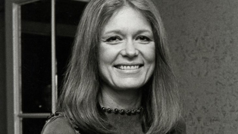 Gloria Steinem - the Mother of modern feminism