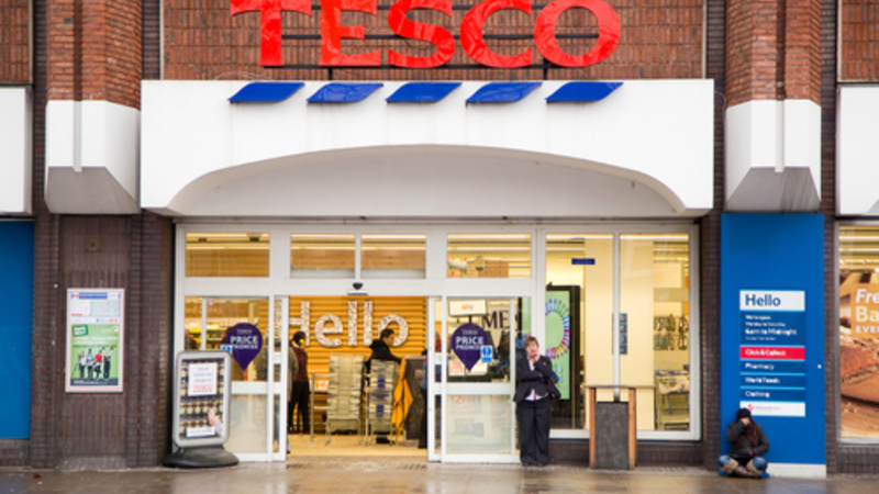 Tesco turnaround