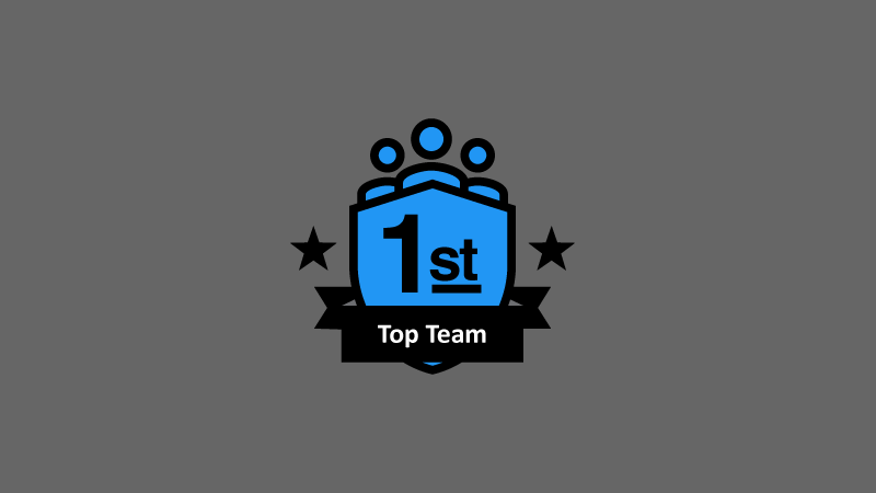 Top Team Award