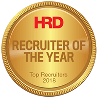 Recruiter of the year 2018