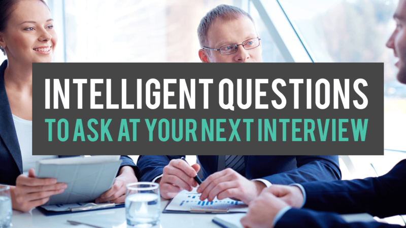 Intelligent interview questions