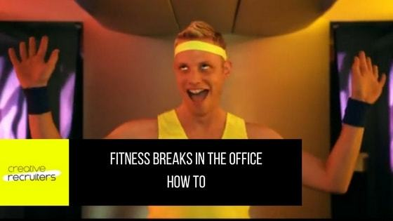 Fitness Office Break Vanessa Dolan