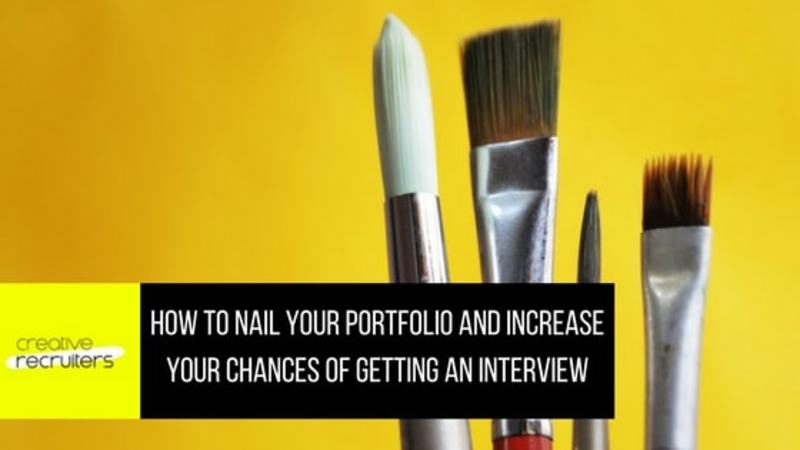 Creative Recruiters Vicki-Anne Craigen Nail Portfolio Interview