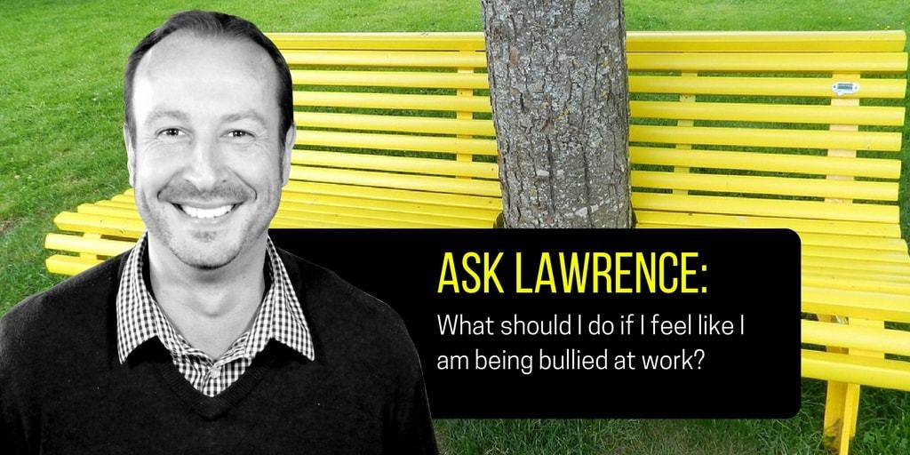 Lawrence Akers Bullied At Work