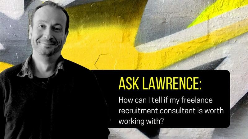 Lawrence Akers Freelance Recruitment Consultant
