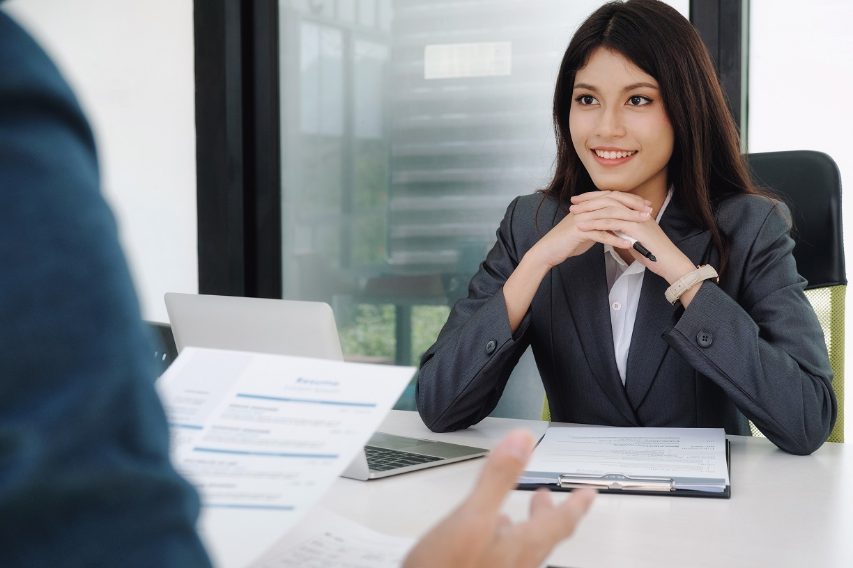 First impressions count - look your best for an Interview