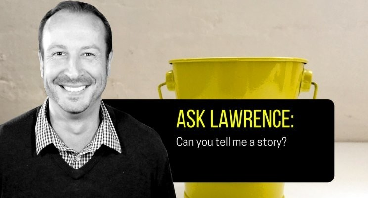 Lawrence Akers story creative