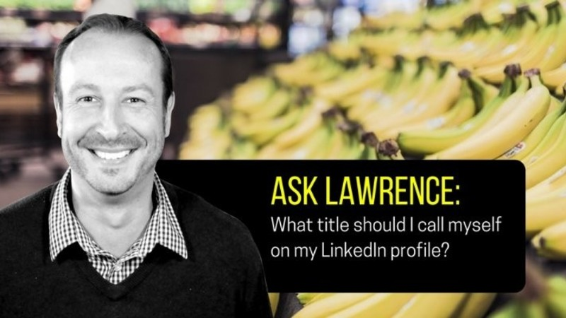 Lawrence Akers LinkedIn Job Title