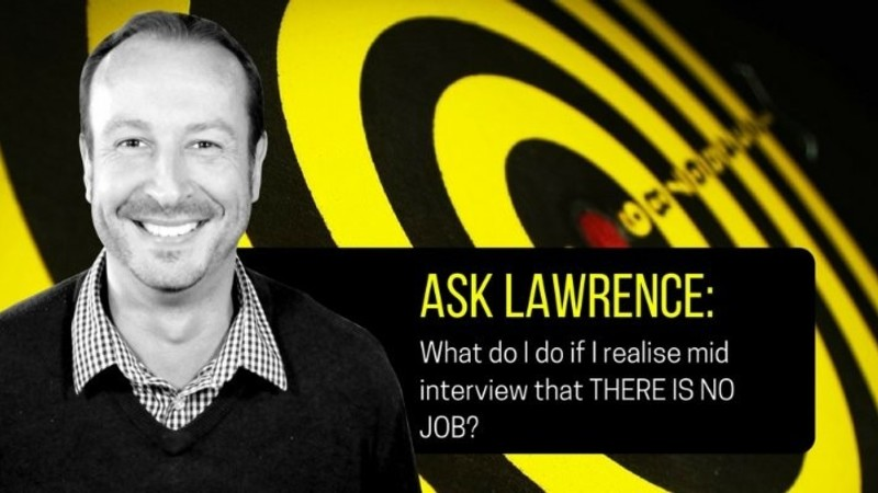 Lawrence Akers Job Interview