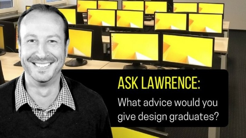 Lawrence Akers Advice Design Graduates