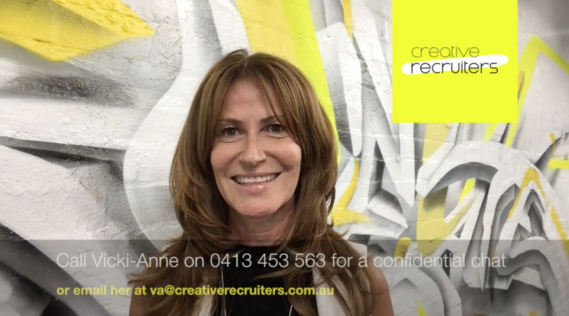 Vicki-Anne Craigen Creative Recruiters