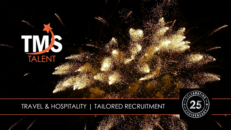 TMS Talent Celebrating 25 Year Anniversary