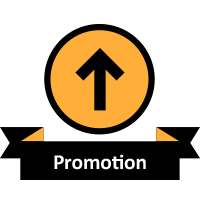 Promotion to Consultant