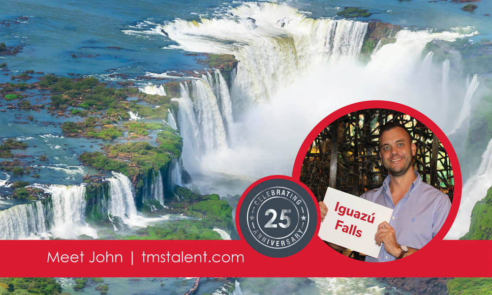 TMS Talent | 25 Years | Bucket List Destinations | Travel  | Join our Team