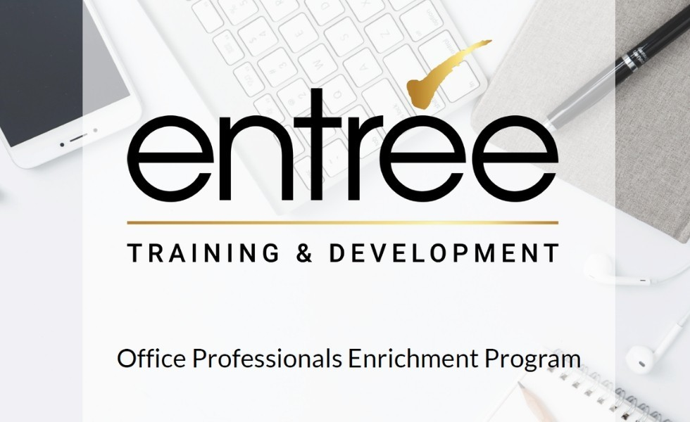 Office Professionals Enrichment Program Training & Development Professional Development Program