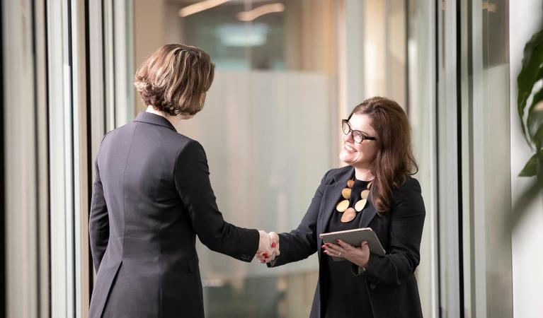 Why Entree Recruitment - Recruitment specialists