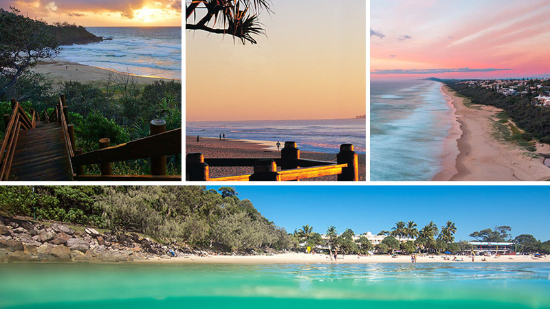 Featured Jobs collage of Maroochydore QLD