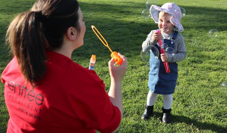 Early Childhood Industry Blog Entree Early Years Recruitment