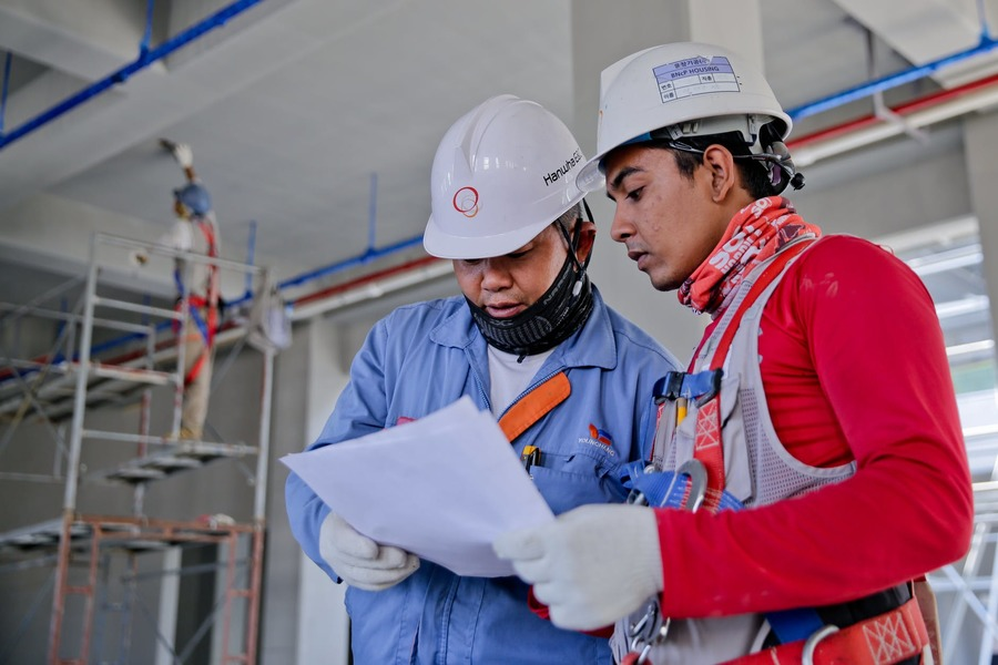 Precautionary Stay-Home Notices for Work Permit and S Pass Holders in Construction Sector