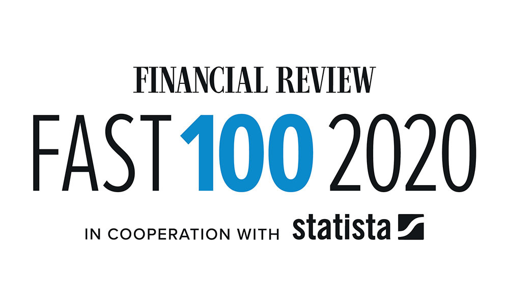 Australia Financial Review Fast 100