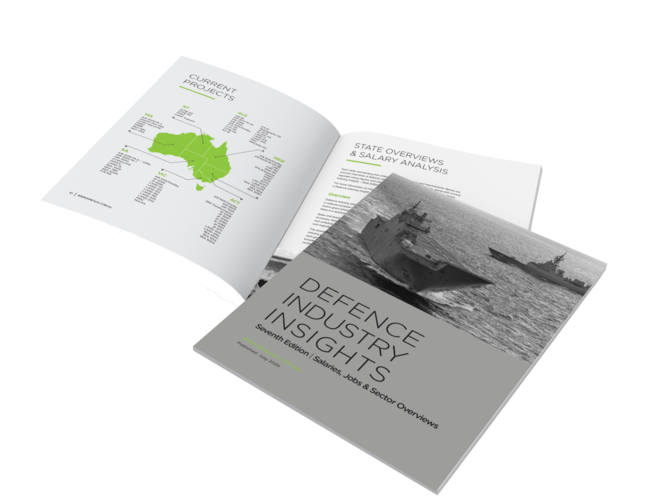 picture of Defence Industry Insights Seventh edition