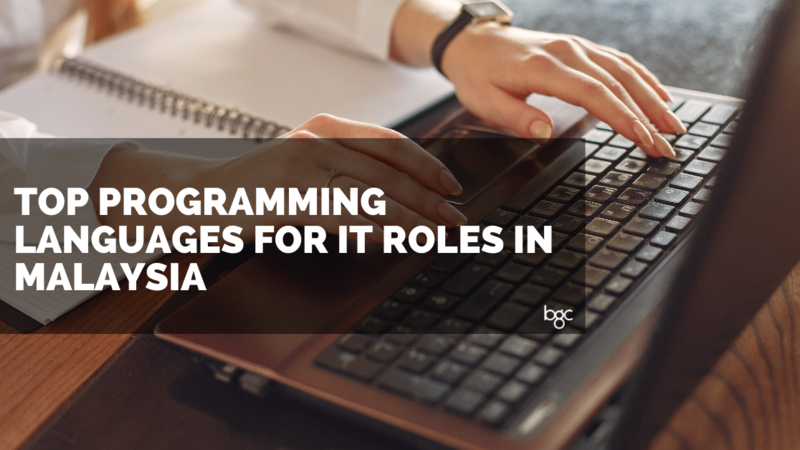Top Programming Languages For IT in Malaysia