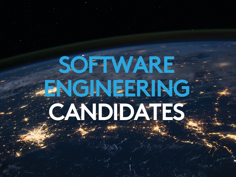 Software Engineering Candidates